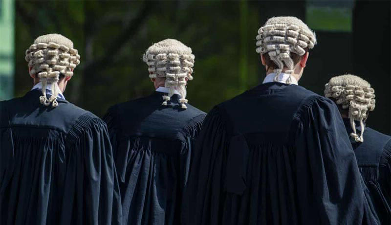 Another High Court Groping Judge